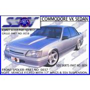 SIDE SKIRTS FOR VK COMMODORE - CALAIS DIRECTOR STYLE