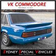 REAR SPOILER FOR VK COMMODORE - HDT GROUP A STYLE