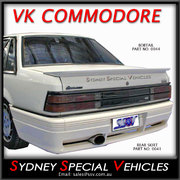 REAR SKIRT FOR VK COMMODORE SEDAN - GROUP 3 HDT STYLE
