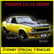 FRONT SPOILER FOR LH-LX TORANA SLR5000 STYLE