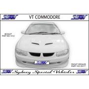 FRONT SPOILER FOR VT COMMODORE - VT SS STYLE