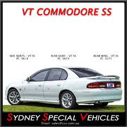 SIDE SKIRTS FOR VT-VZ COMMODORE SEDAN - VT SS STYLE