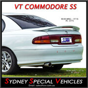 REAR SPOILER FOR VT-VX COMMODORE SEDAN VT SS STYLE