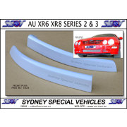 FRONT BUMPER BAR PODS FOR AU XR FALCONS, SERIES 2-3 STYLE