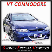 FRONT BUMPER BAR FOR VT COMMODORE - CLUBSPORT STYLE