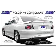 SIDE SKIRTS FOR VT-VZ COMMODORE SEDAN - VT HSV STYLE