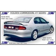 REAR SPOILER FOR VT-VX COMMODORE SEDAN VT CLUBSPORT STYLE