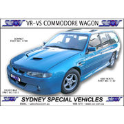 FRONT BAR FOR VR-VS COMMODORE - VT HSV STYLE