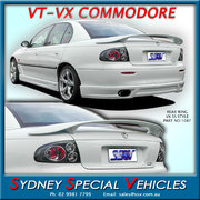 REAR SPOILER FOR VT-VX COMMODORE SEDAN VX SS STYLE