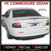 REAR SPOILER FOR VT-VX COMMODORE SEDAN VX S PACK STYLE
