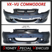 FRONT BAR FOR VU & VX COMMODORES - VX SS / S PACK STYLE