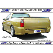 REAR BAR FOR VU VY VZ COMMODORE UTES - ENFORCER STYLE