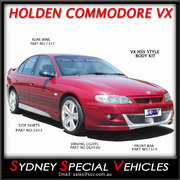 SIDE SKIRTS FOR VT-VZ COMMODORE SEDAN - VX HSV STYLE