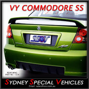 REAR SPOILER FOR VY COMMODORE SEDAN - VY SS STYLE
