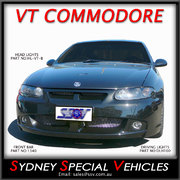 FRONT BAR FOR VT COMMODORE & MONARO - GTO STYLE