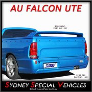 REAR BUMPER BAR FOR AU & BA FALCON UTES - PURSUIT 250 STYLE