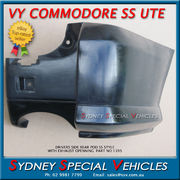 DRIVER SIDE REAR BAR FOR VY-VZ COMMODORE UTES