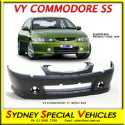 FRONT BUMPER BAR FOR VY COMMODORE VY SS / S PACK  STYLE