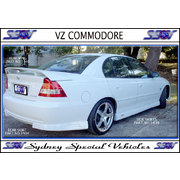 REAR WING FOR VY - VZ COMMODORE SEDAN - GTZ STYLE
