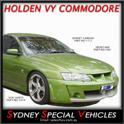FRONT BUMPER BAR FOR VY COMMODORE VY CLUBSPORT STYLE