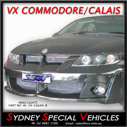 FRONT BUMPER BAR FOR VX COMMODORE VY CLUBSPORT STYLE