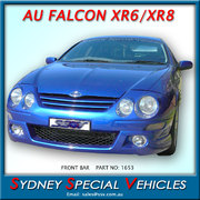 FRONT BUMPER BAR FOR AU XR6 XR8 FALCONS, TS50 STYLE