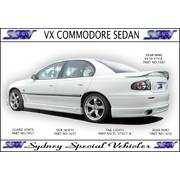 REAR SKIRT FOR VX COMMODORE SEDAN - C2R STYLE
