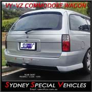 REAR SKIRT FOR VY VZ COMMODORE WAGONS - SS/ HBD STYLE