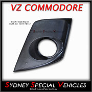 FRONT BAR INSERT / FOG LIGHT COVER FOR VZ CLUBSPORT FRONT BAR - LEFT HAND