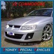 FRONT BUMPER BAR FOR VZ COMMODORE - VZ CLUBSPORT STYLE