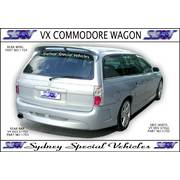 REAR BUMPER BAR FOR VT VX VY VZ COMMODORE WAGON