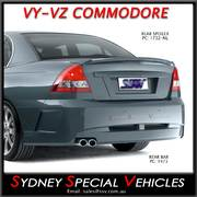 REAR SPOILER FOR VY & VZ COMMODORE SEDAN - SENATOR STYLE