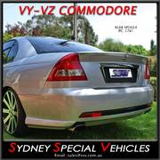 REAR SPOILER FOR VY & VZ COMMODORE SEDAN - CALAIS STYLE