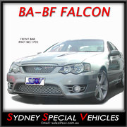 FRONT BUMPER BAR FOR FALCON BA BF, BF GT STYLE