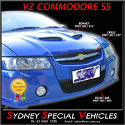 BONNET FOR VZ COMMODORE - GTO STYLE - VENTED