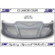 FRONT BAR FOR CE LANCER COUPE & MIRAGE - DROID STYLE
