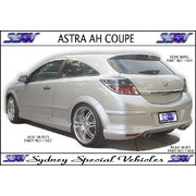 REAR SKIRT FOR AH ASTRA COUPE - GTZ STYLE
