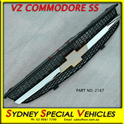CHEV STYLE GRILLE FOR VZ COMMODORE SS SV8 SV6
