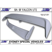 HARD LID SPOILER FOR BA-BF FALCON UTES - BF SUPER PURSUIT