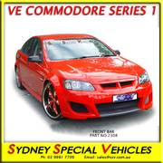 FRONT BAR FOR VE COMMODORE SERIES 1 - X2 STYLE