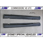 SIDE SKIRTS FOR VE-VF COMMODORE UTES - SS STYLE