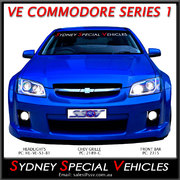 FRONT BUMPER BAR FOR VE COMMODORE SERIES 1 SS  SV6 SSV