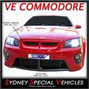 FRONT BUMPER BAR FOR VE COMMODORE SERIES 1, E1 STYLE