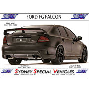 SIDE SKIRTS FOR FG FALCON SEDAN - FPV, GT STYLE
