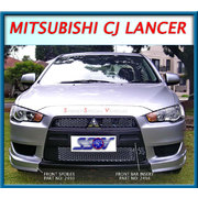 FRONT SPOILER FOR CJ LANCER - XDC STYLE