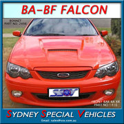BOSS BONNET FOR BA-BF FALCON XR8 / GT STYLE - VENTED