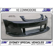 FRONT BUMPER BAR FOR VE COMMODORE SERIES 1, RACE STYLE