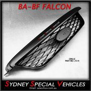 Upper grille for BA & BF FALCON XR6 & XR8