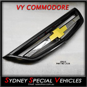 CHEV STYLE GRILLE FOR VY COMMODORE EXECUTIVE