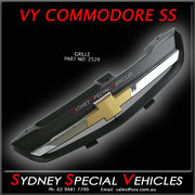 CHEV STYLE GRILLE FOR VY COMMODORE SS / S PACK / SV8